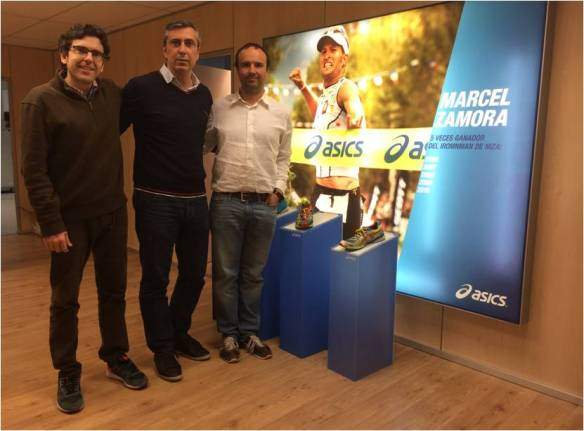 Asics Sartia Analytics